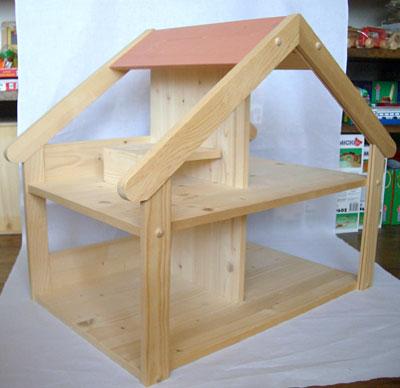 写真:人形の家プリメラ(組立式)