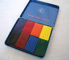 サムネイル:ブロッククレヨン8色缶