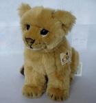 サムネイル:ライオンの赤ちゃん座り