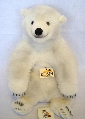 写真:白クマどろんこシュムーデル(限定500)