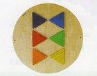 サムネイル:円盤 三角遊び