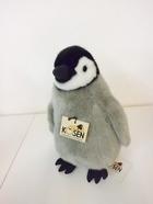 サムネイル:皇帝ペンギンの子