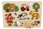サムネイル:ペグパズル 農場