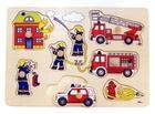 サムネイル:ペグパズル 消防隊