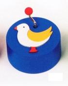 サムネイル:手廻しオルゴール 鳥