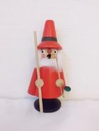サムネイル:煙出し人形 森の妖精(赤)