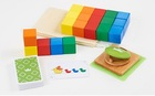 サムネイル:色合わせつみきゲーム